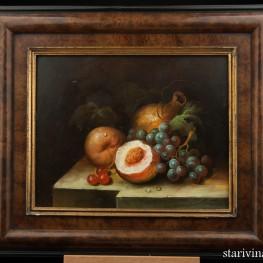 Натюрморт с фруктами нач. 20 в